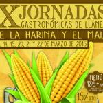 X Jornadas Gastronomicas de la Harina y el Maíz de Llanes