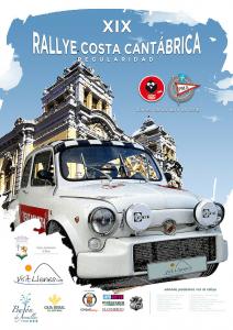 Rallye costa Cantabrica vehiculos clasicos