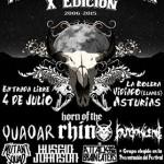 X Festival Vidiago Rock