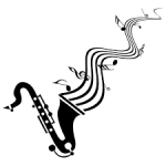 saxofón en Llanes