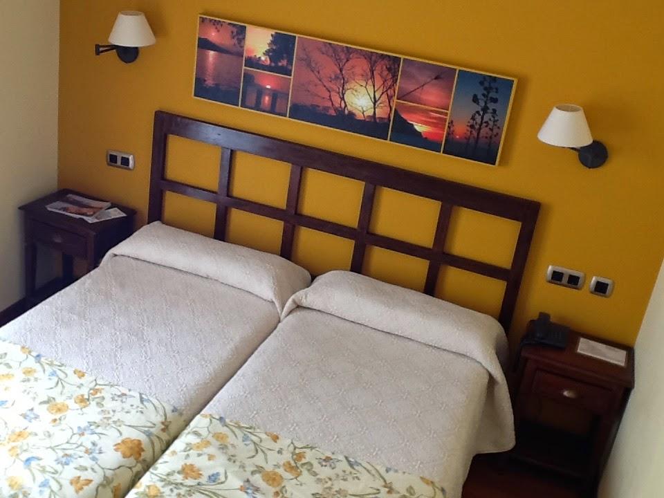 CHAMBRE DOUBLE STANDARD - Hotel Bufón de Arenillas