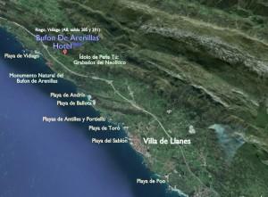 Localizacion-de-las-playas-más-cercanas-al-hotel-Bufon-de-Arenillas-300x221 Localizacion de playas más cercanas al hotel Bufon de Arenillas