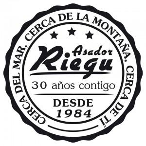 """logo-30-años-riegu-300x300 RESTAURANTE """"ASADOR RIEGU"""""""