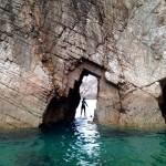 Stand Up Paddle en cuevas , bufones y cenotes – Espeleo Paddle Surf